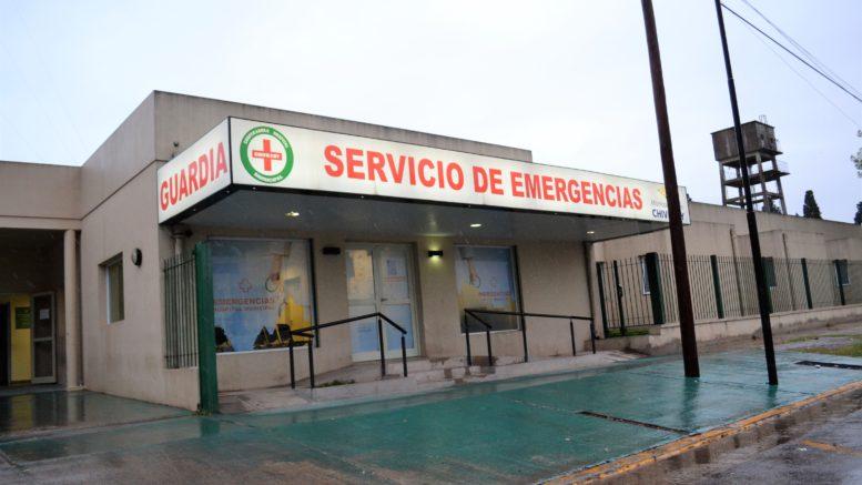 [Benítez] Una persona en grave estado tras caer de un techo de un silo