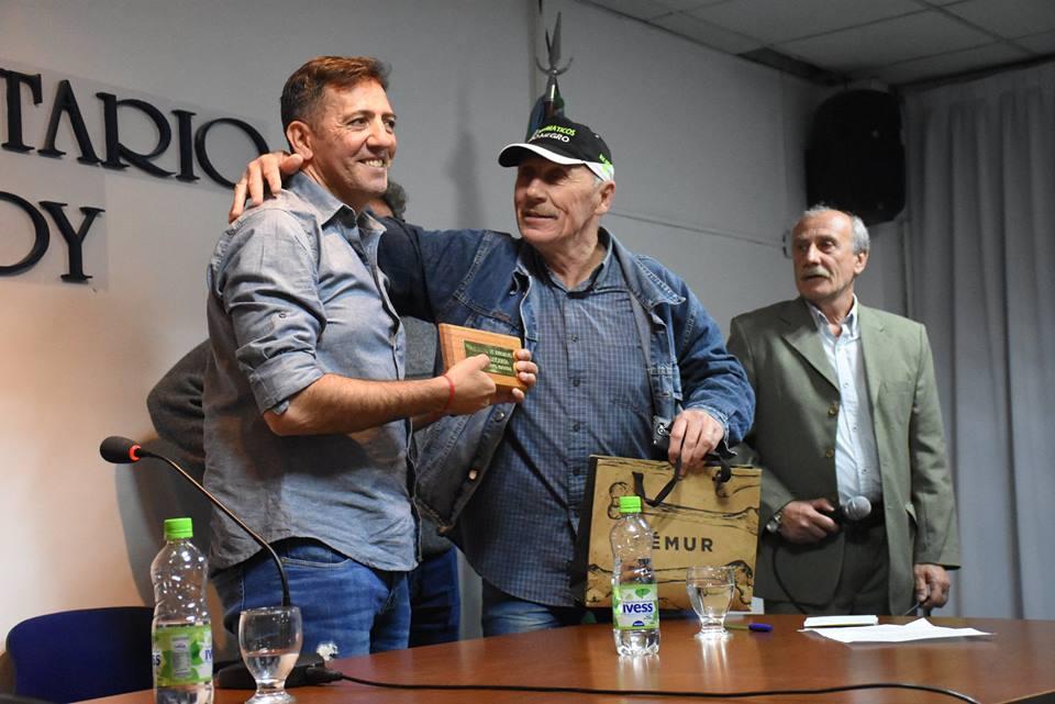 [Ayer en el CUCH] Fernando Antogna anunció su retiro como profesional del ciclismo
