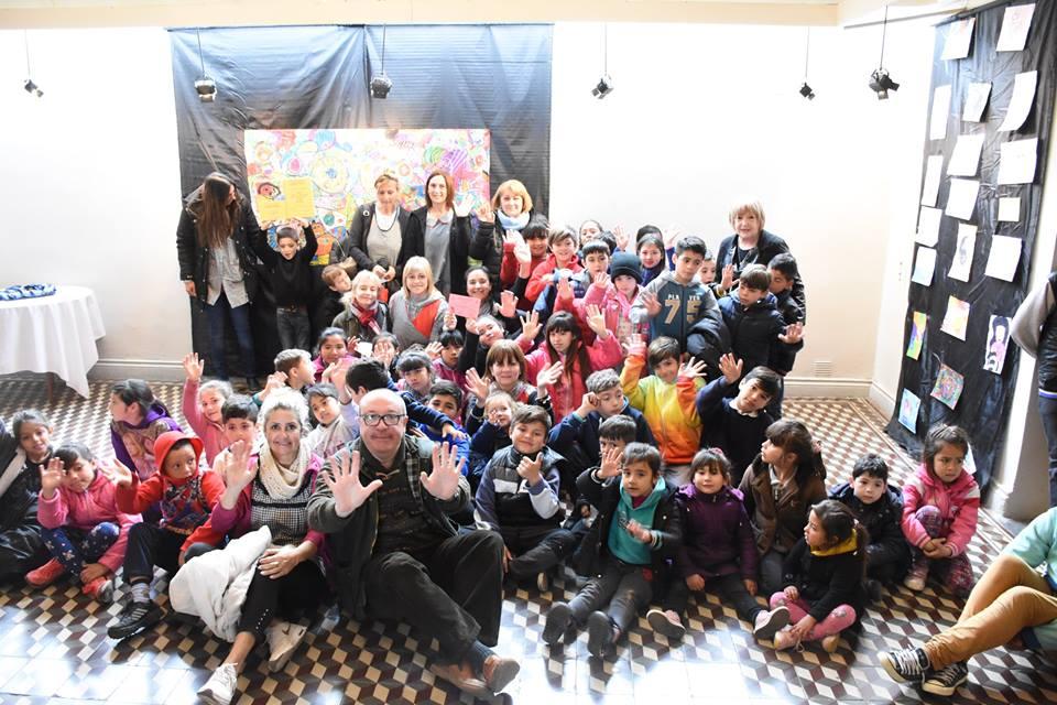 [Cultura Chivilcoy] En el Museo Pompeo Boggio: Apertura de la 13°Muestra Municipal por el Día de la Niñez