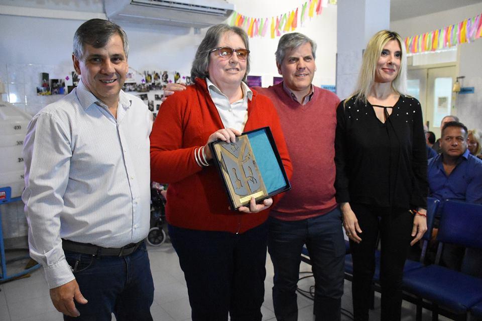 """31°Aniversario del Hogar de Ancianos Municipal """"San José"""" y distinción a la Dra. Marta Bardi"""