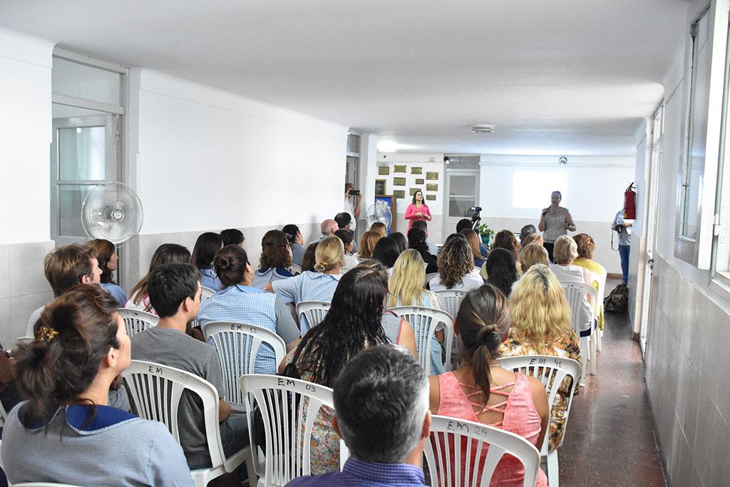 """[Medio Ambiente] Se llevó a cabo la presentación del programa """"MOQUEHUÁ SOSTENIBLE"""""""