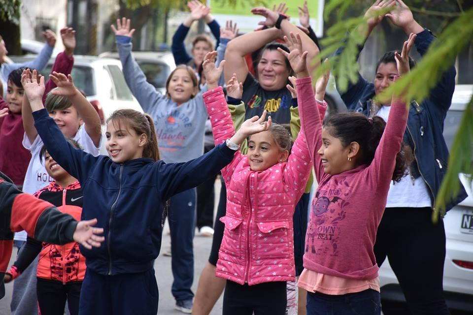 [Escuela N°49] Se celebró el Día Mundial de la Salud y de la Actividad Física
