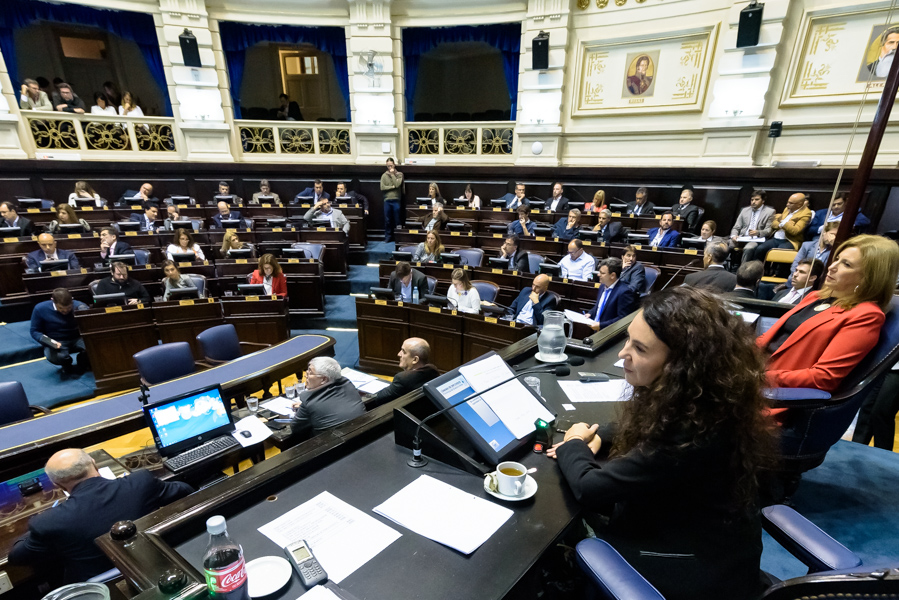 [Diputados BA] Otorgan licencia a Manuel Mosca presidente de la Cámara