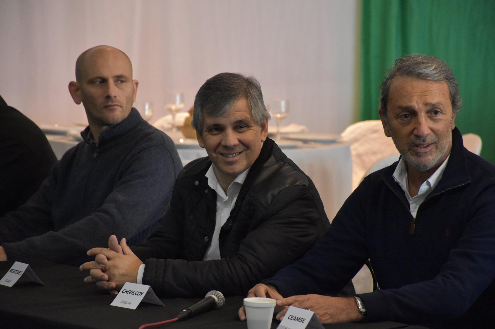 [Medio Ambiente] En Chivilcoy: Encuentro de municipios con el CEAMSE por proyecto de relleno sanitario regional