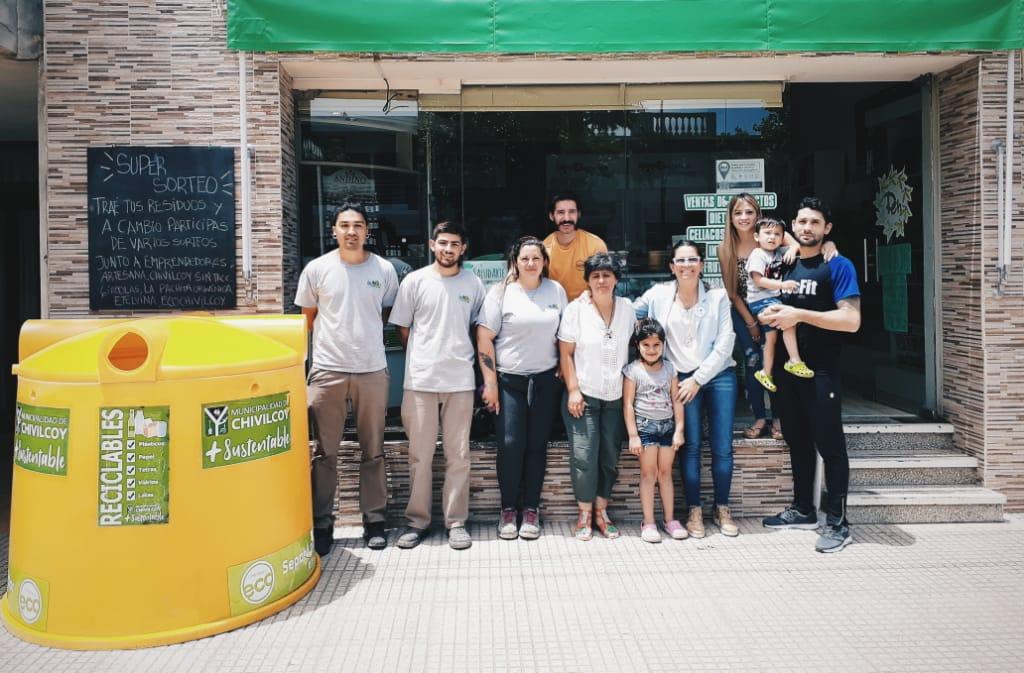 [RECICLÁ Y GANA] Gran participación de la comunidad en la iniciativa de promoción del reciclado