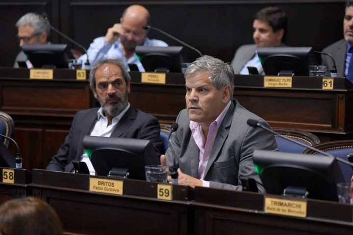 [IOMA] Desde el bloque 17 de Noviembre proponen una afiliación obligatoria para legisladores y altos funcionarios de la Justicia