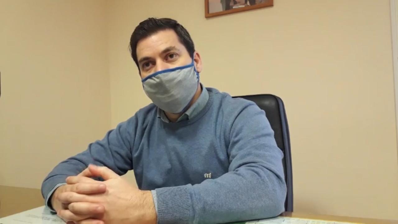 """[LNURadio] Nuevo DNU:  """"Las reuniones familiares con no convivientes están prohibidas"""" sostuvo el Dr. Pertosa"""