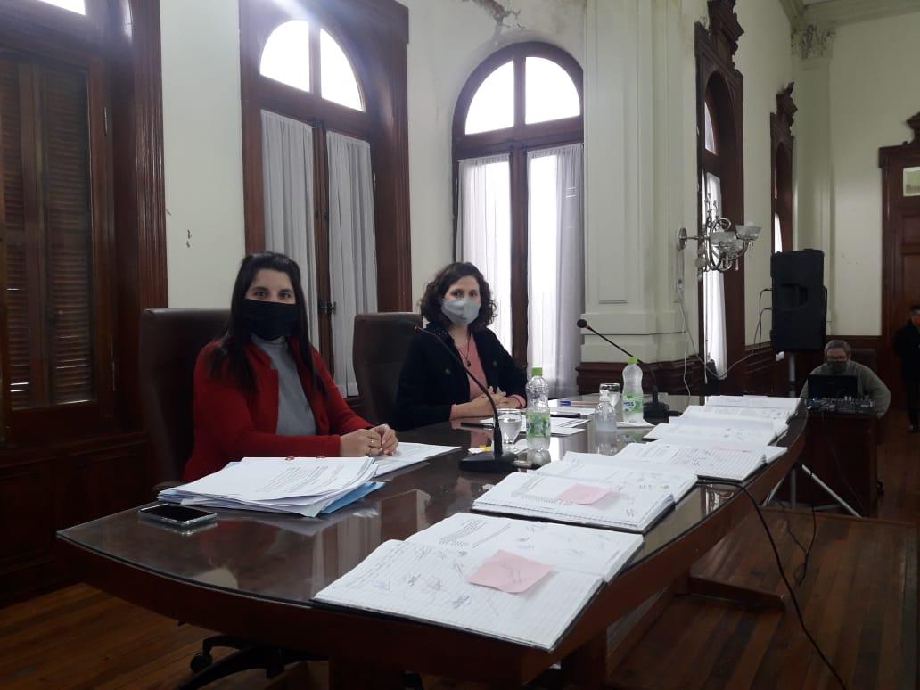 """[LNURadio] Carla Tomasini: """"El Concejo Deliberante está a la altura del compromiso que la pandemia requiere"""""""