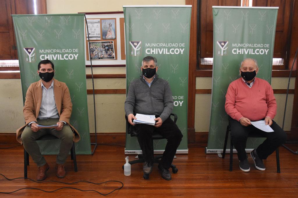 [Chivilcoy]  Fondo post Covid para la asistencia económica de microemprendimientos comerciales e industriales