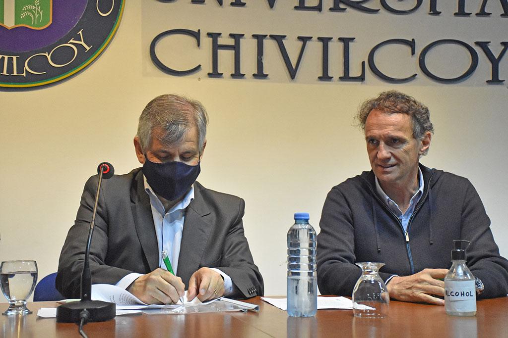[VIDEO] Visita de Katopodis: Convenios para Chivilcoy por 45 y 23 millones de pesos