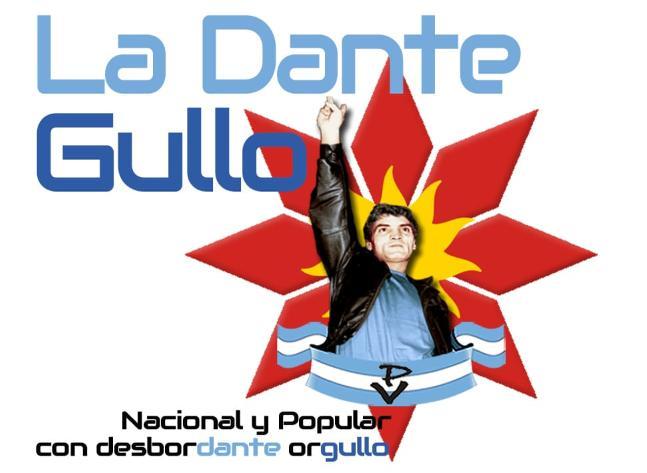 [Publicación pedida]Agrupación La Dante Gullo: 17 de Octubre