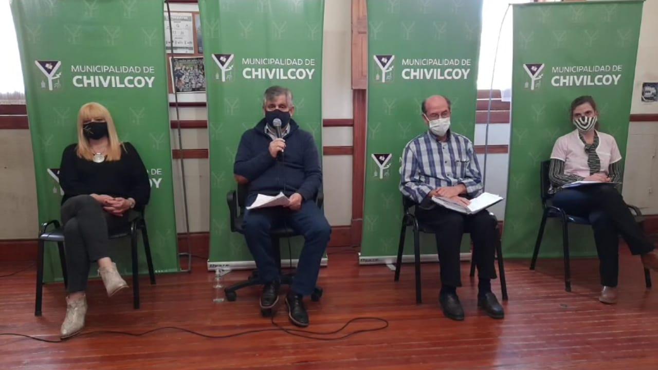 [Covid_19] 31 nuevos casos positivos y un fallecimiento en Chivilcoy