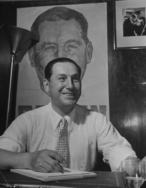 [Publicación Pedida] JP Chivilcoy: Nacimiento de Juan Domingo Perón
