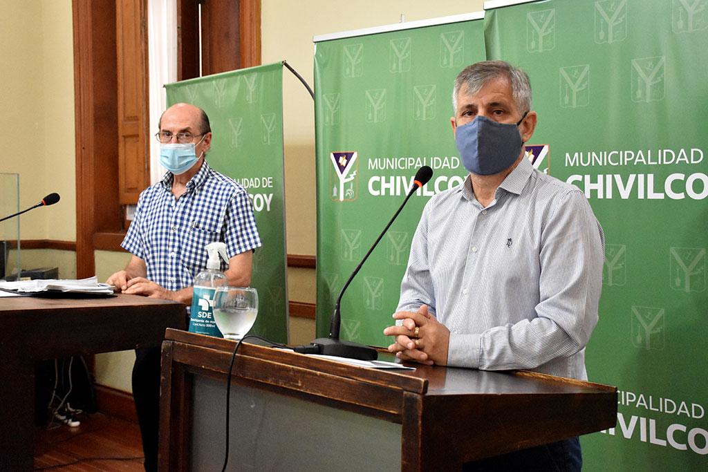 """""""Los problemas se deben resolver con el diálogo"""" señaló el intendente sobre reclamo de médicos del hospital"""
