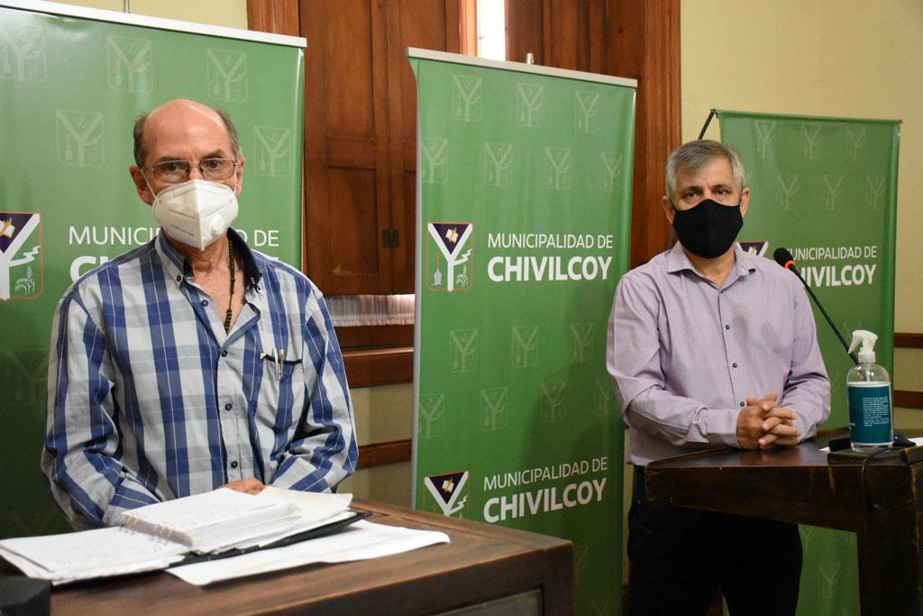 [Covid_19] Sólo se registraron hoy dos nuevos casos positivos del sistema privado en Chivilcoy