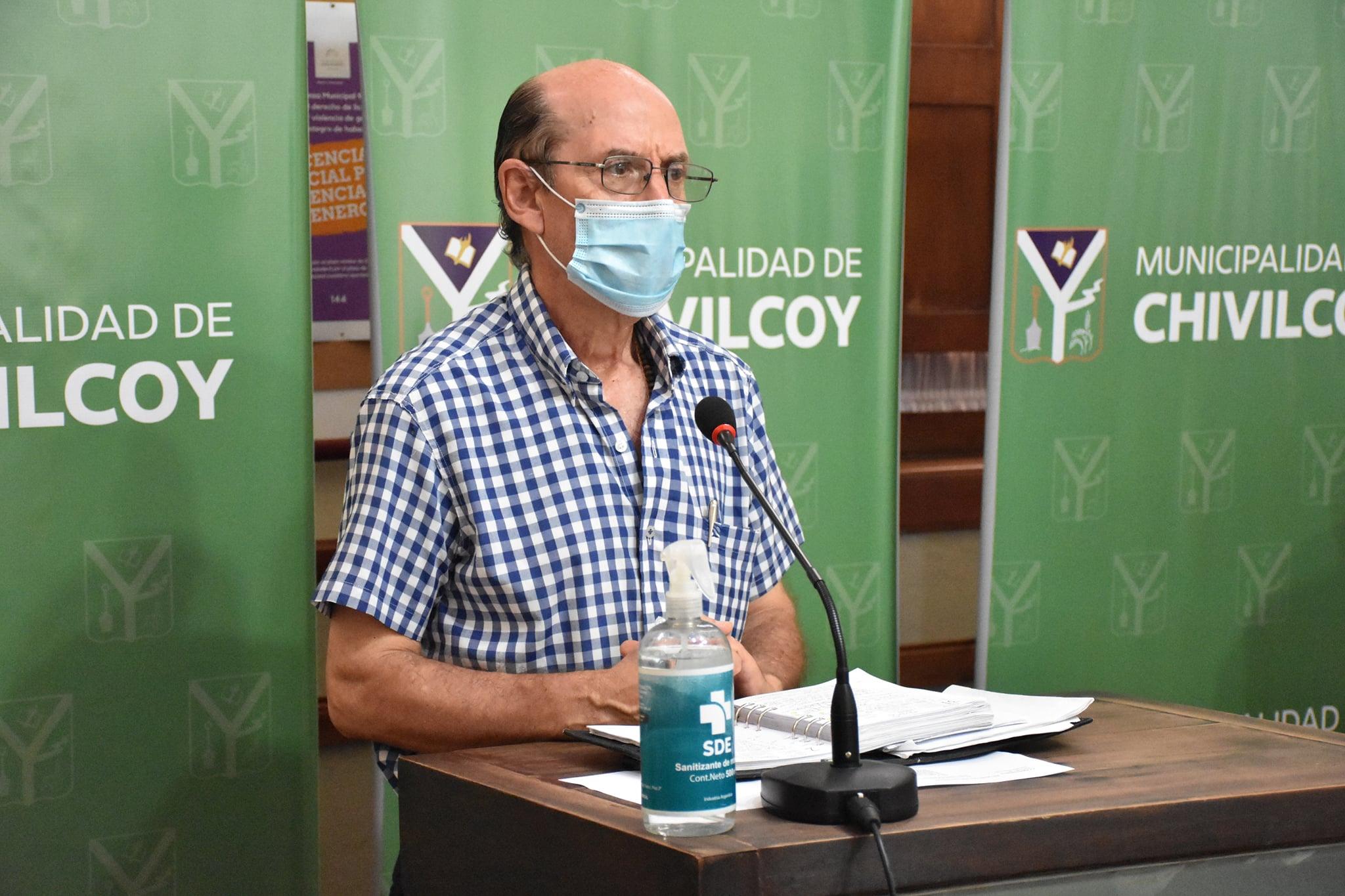 """[AUDIO] Dr. José Caprara: """"Hemos tenido que adoptar un cambio de medidas con respecto a las guardias médicas"""""""