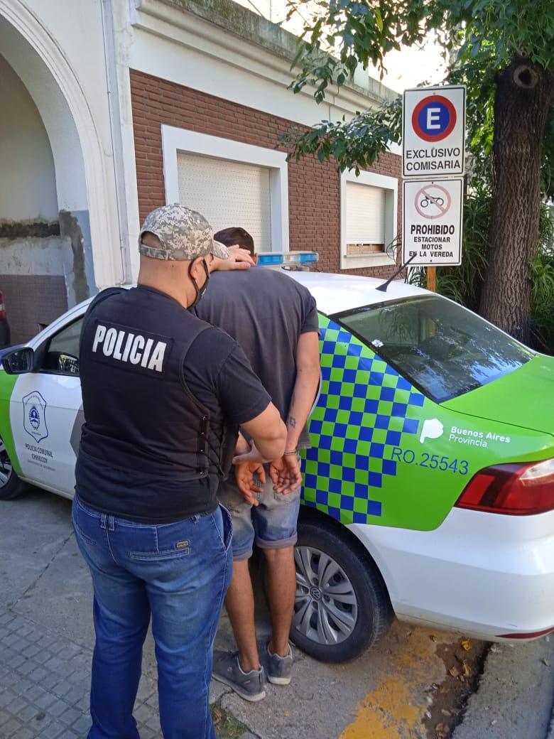 """[Policiales] Allanamientos y detención por el del robo de la carnicería """"La Cabaña"""""""