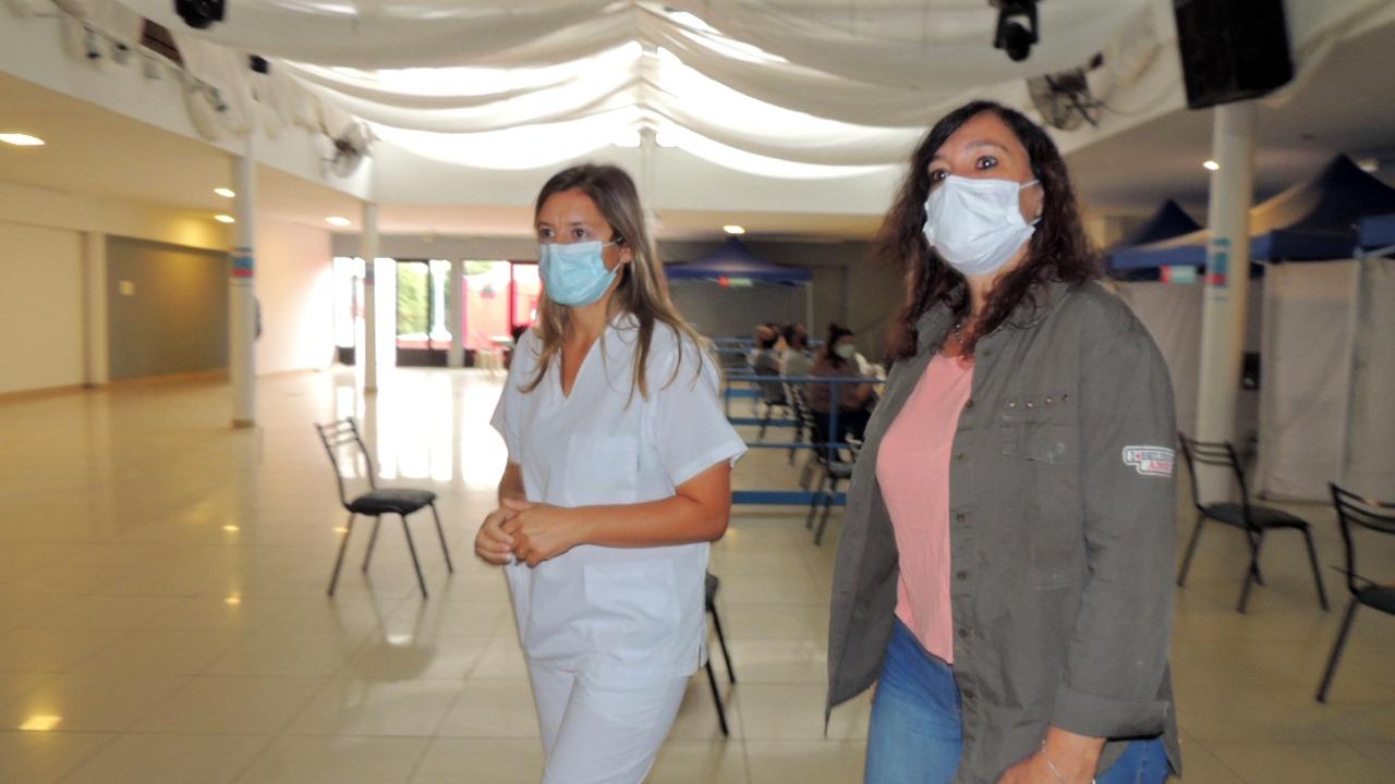 [Covid_19] Región Sanitaria X: Di Nápoli informó que llegaron 1800 vacunas más a Chivilcoy