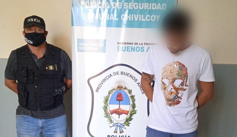 [Policiales] Detención del autor de los abusos callejeros