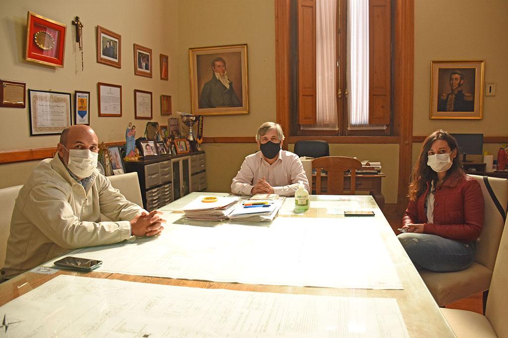 """El Municipio junto al Movimiento Evita reactivará dos cooperativas de """"Potenciar Trabajo"""""""
