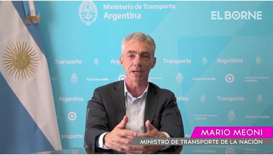 Murió el ministro de Transporte Mario Meoni en un accidente de tránsito