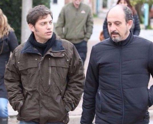 """Concejal Poggio: """"Kicillof en pocos meses ha anunciado obras millonarias para Chivilcoy"""""""