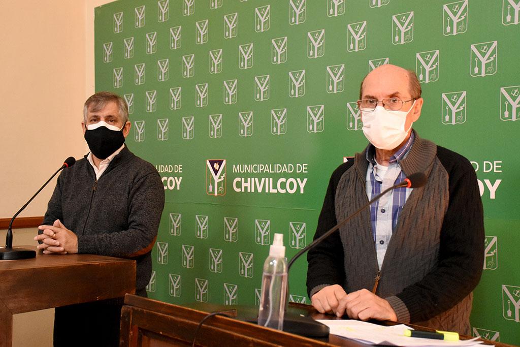 [Covid_19] Se anunció un leve aumento de casos respecto a la semana anterior en Chivilcoy