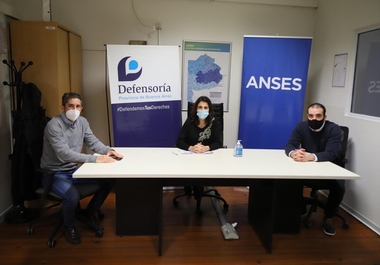 [Constanza Alonso]  Las asociaciones civiles pueden realizar trámites en la Defensoría del Pueblo de Chivilcoy