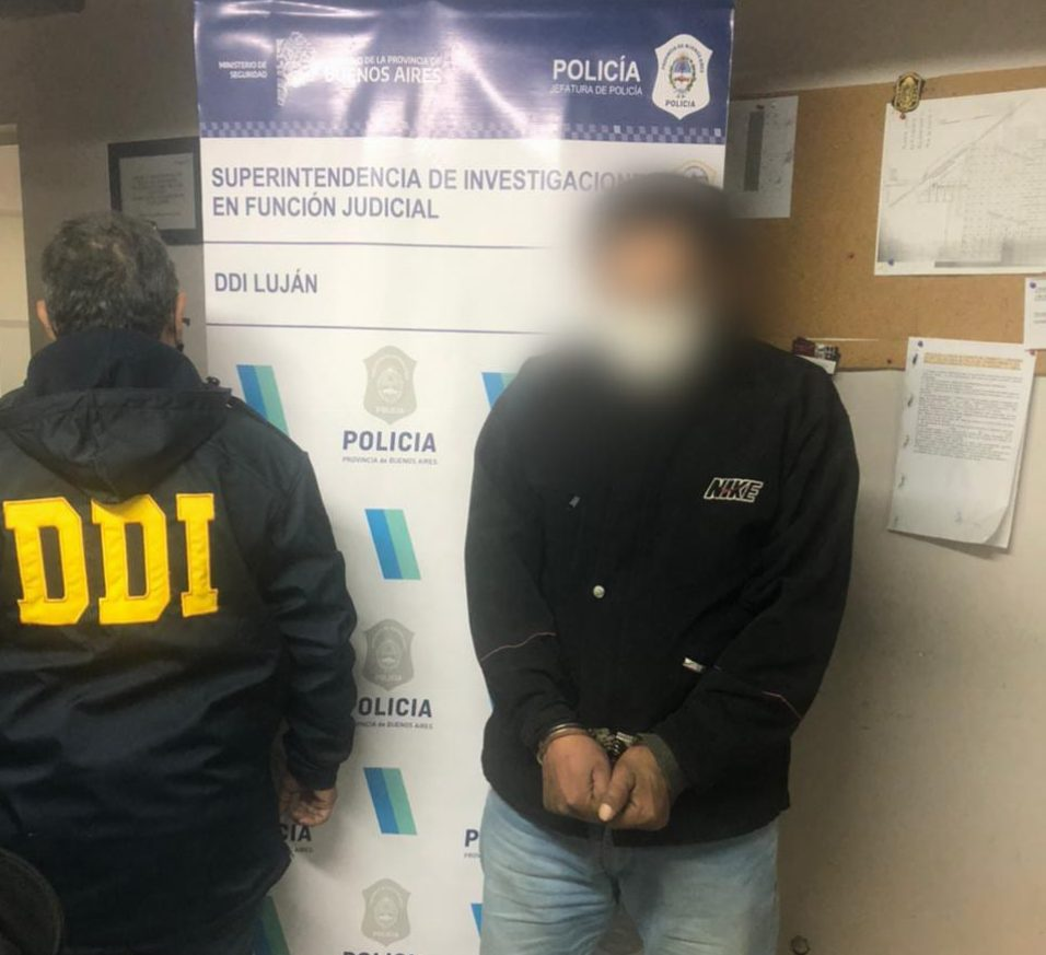 [Policiales] Detenido por abuso sexual agravado con importantes antecedentes