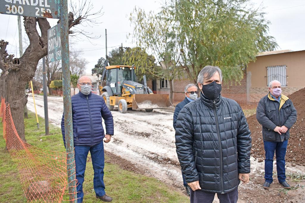 [Obra Pública] Inicio de obra del proyecto de 58 cuadras de asfalto