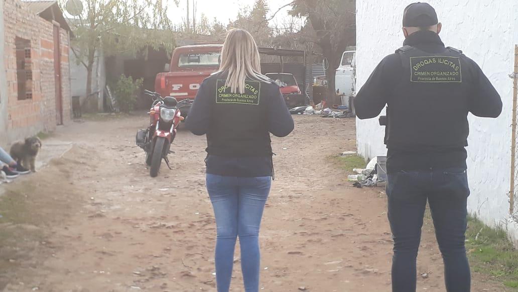 [Policiales] Allanamiento y aprehensión por venta de drogas