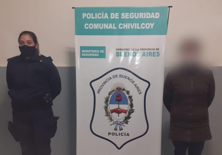 [Policiales] Una mujer detenida por homicidio agravado en grado de tentativa