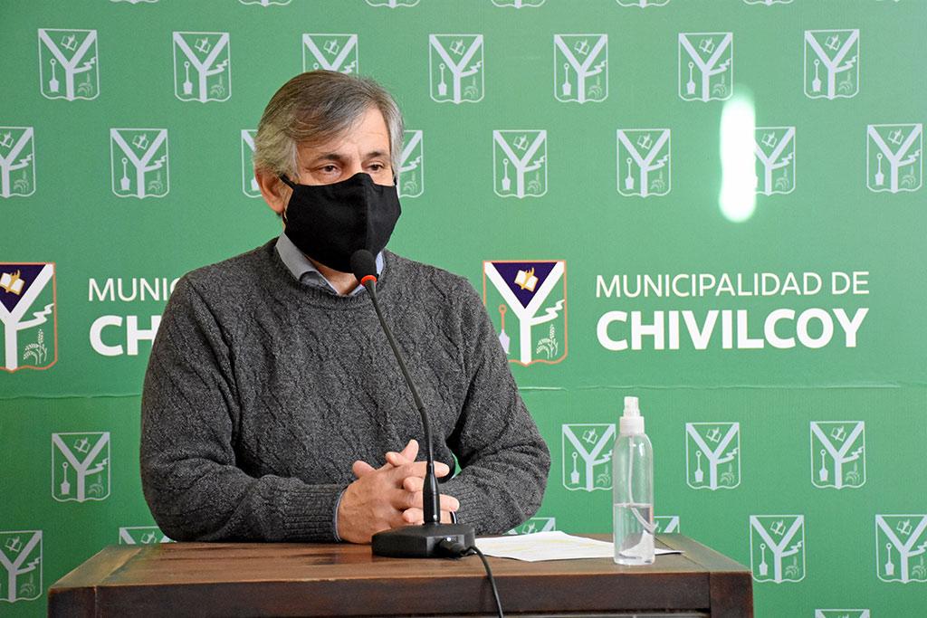 Se anunciaron las nuevas medidas determinadas por el gobierno provincial que conciernen a Chivilcoy