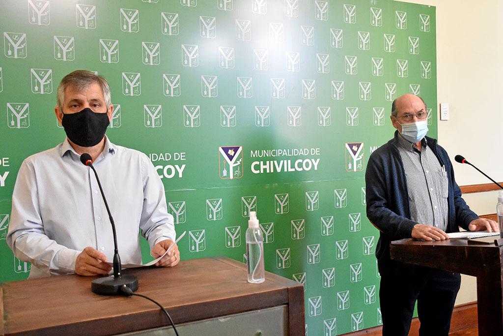 [Covid_19] Cuarta semana consecutiva con descenso de casos en Chivilcoy