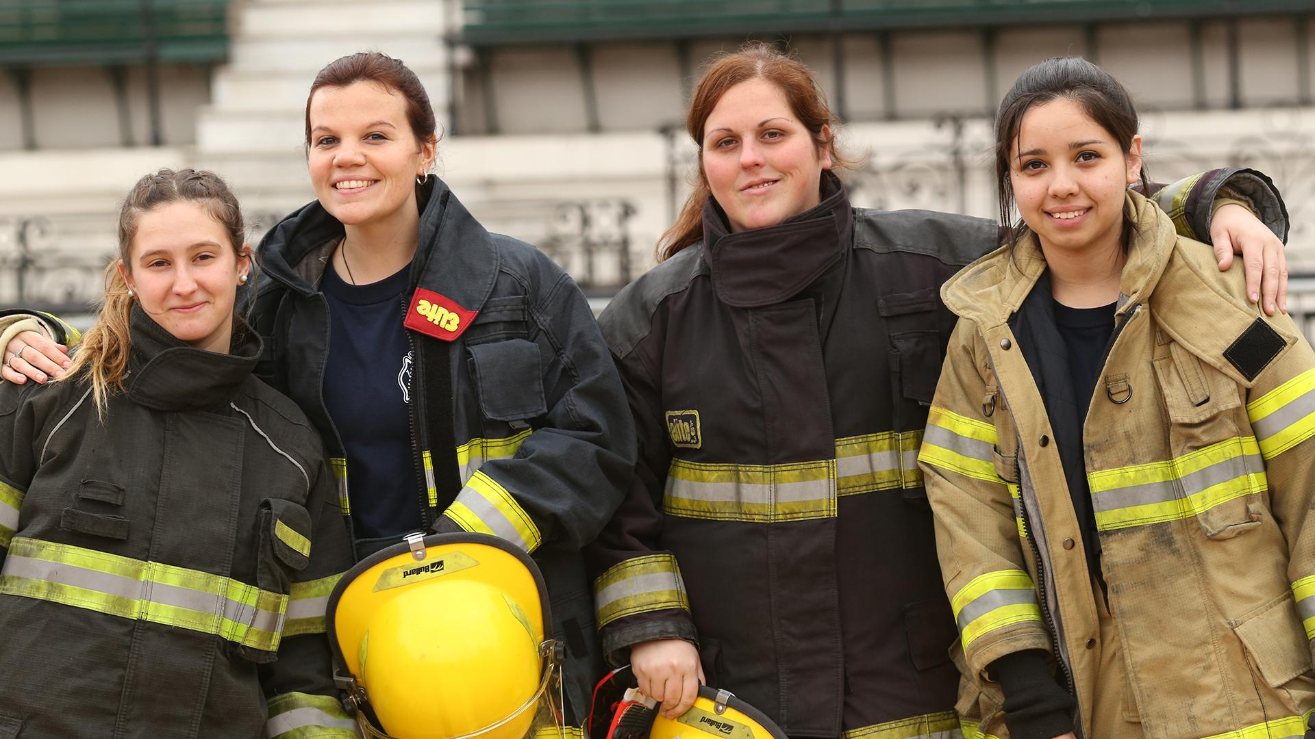 [Pre inscripción] Bomberos Voluntarios Chivilcoy anunció la implementación del cupo femenino para aspirante al Cuerpo Activo