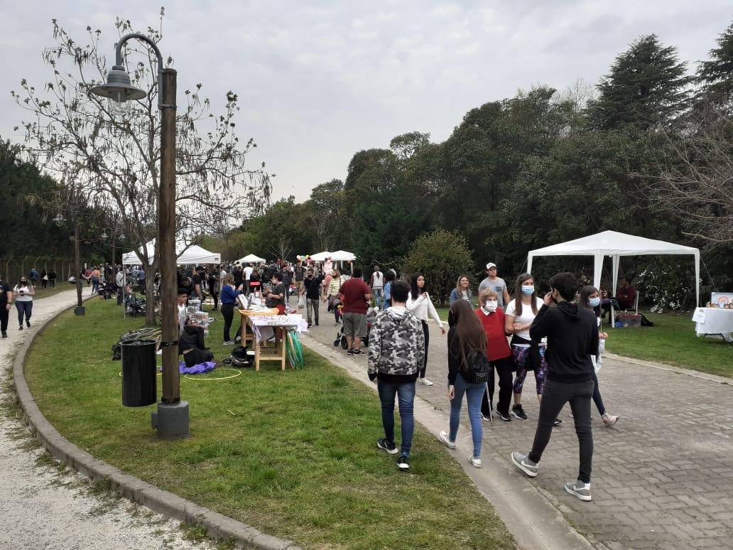 [Diagonal Santilli] Se llevó a cabo la Feria de la Biodiversidad