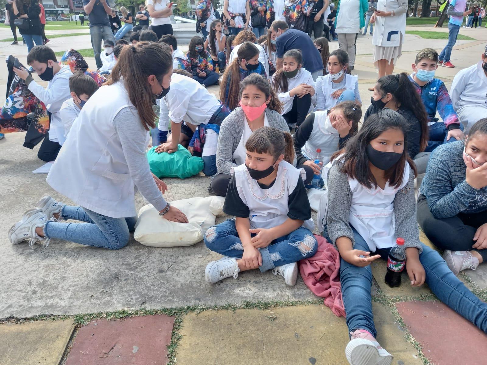 """[Plaza Principal] Jornada por el """"Día Mundial del Corazón"""""""